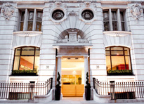 New Broad Street House, London, EC3V, Regus