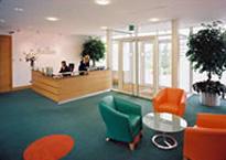 Regus reception, Luton, Bedfordshire, LU1