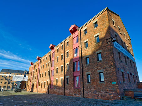 Gloucester Docks, North Warehouse