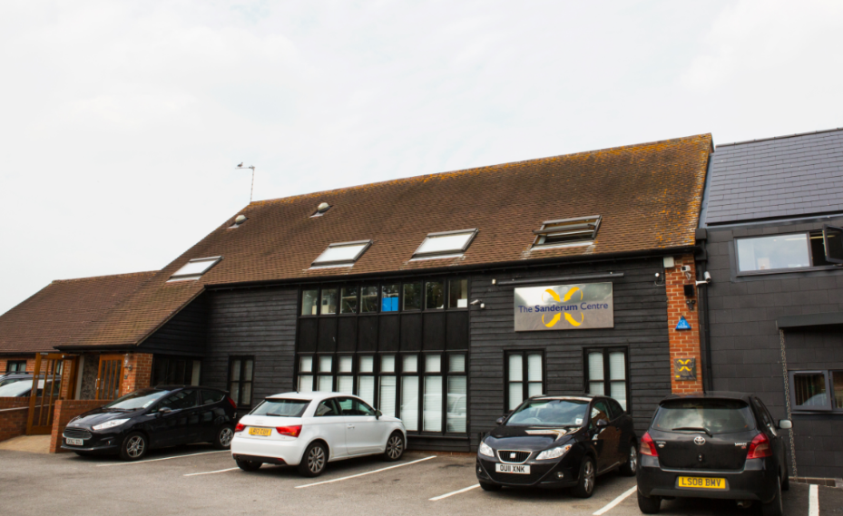 The Sanderum Centre, Thame, Oxfordshire, OX9