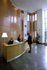 Abbey House reception, Longford, Heathrow,