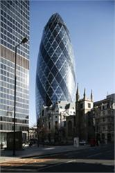 The Iconic Gherkin
