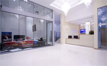Reception, 160 Fleet Street, EC4A 2DQ