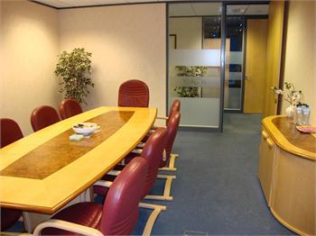 Meeting Room, Birmingham, ECC