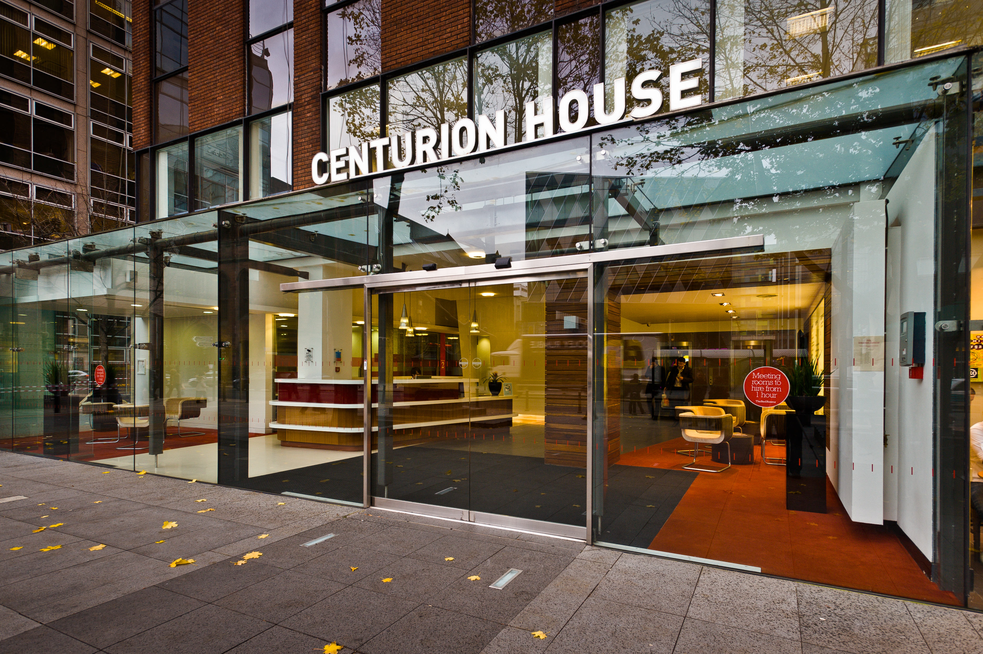 Centurion House on Deansgate