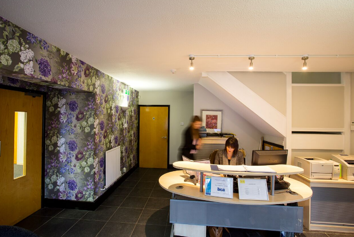 The Sanderum Centre office, Thame, Oxfordshire, OX9