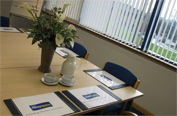 Evans Business Centre meeting room, Dunfermline, Fife, KY11