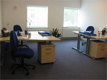 Evans Business Centre office, Middlesbrough, Yorkshire, TS6 6UT