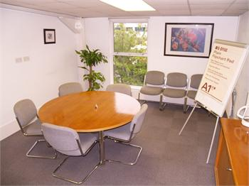 Meeting Room, Bizspace, Didcot Enterprise Centre, Didcot, Oxfordshire, 0X11