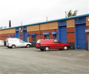 Evans Business Centre Darwen, Lancashire, BB3