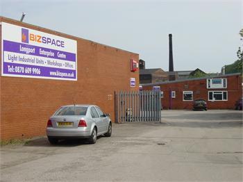 Exterior, Bizspace, Longport Enterprise Centre, Stoke, Staffordshire, ST6