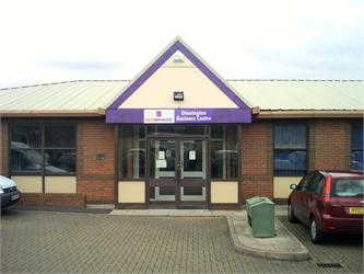 Main Entrance, Bizspace, Dinnington Business Centre, Dinnington, Yorkshire, S25