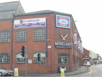 Main Image, Bizspace, Morelands Trading Estate, Gloucester, GL1