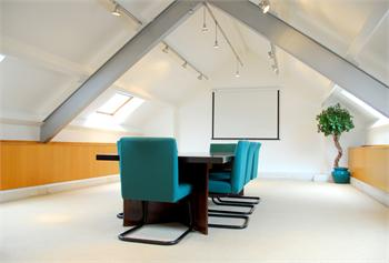 Meeting Room, Bizspace, Empress Business Centre, Manchester, M16