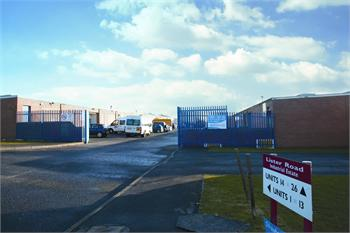 Exterior, Bizspace, North West Industrial Estate, Peterlee, Durham, SR8