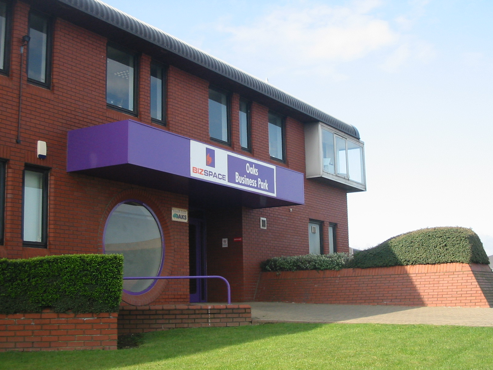Bizspace at Oaks Business Park, Barnsley S71 1HT