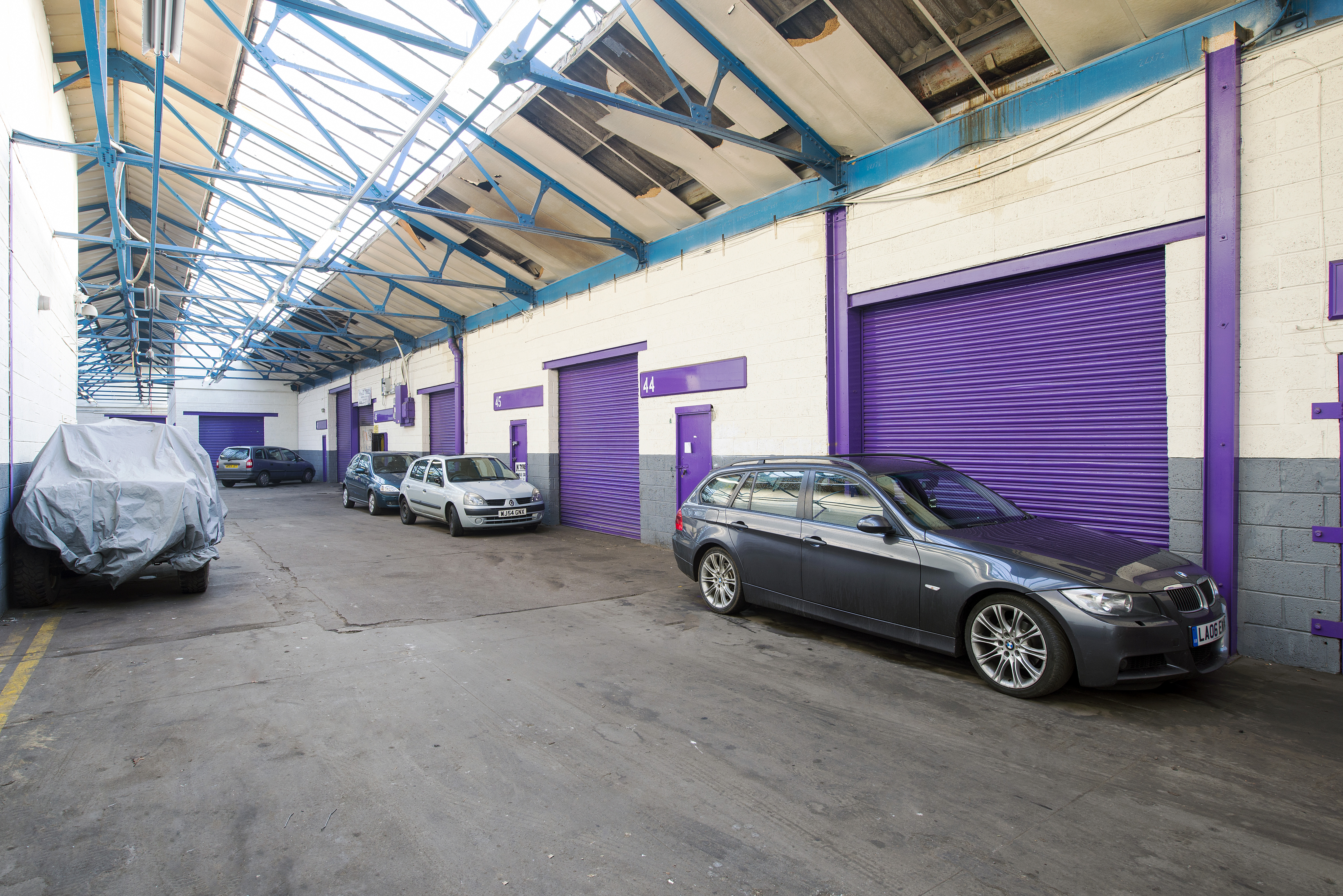 Light Industrial Units at Bizspace Bordesley Green, Birmingham