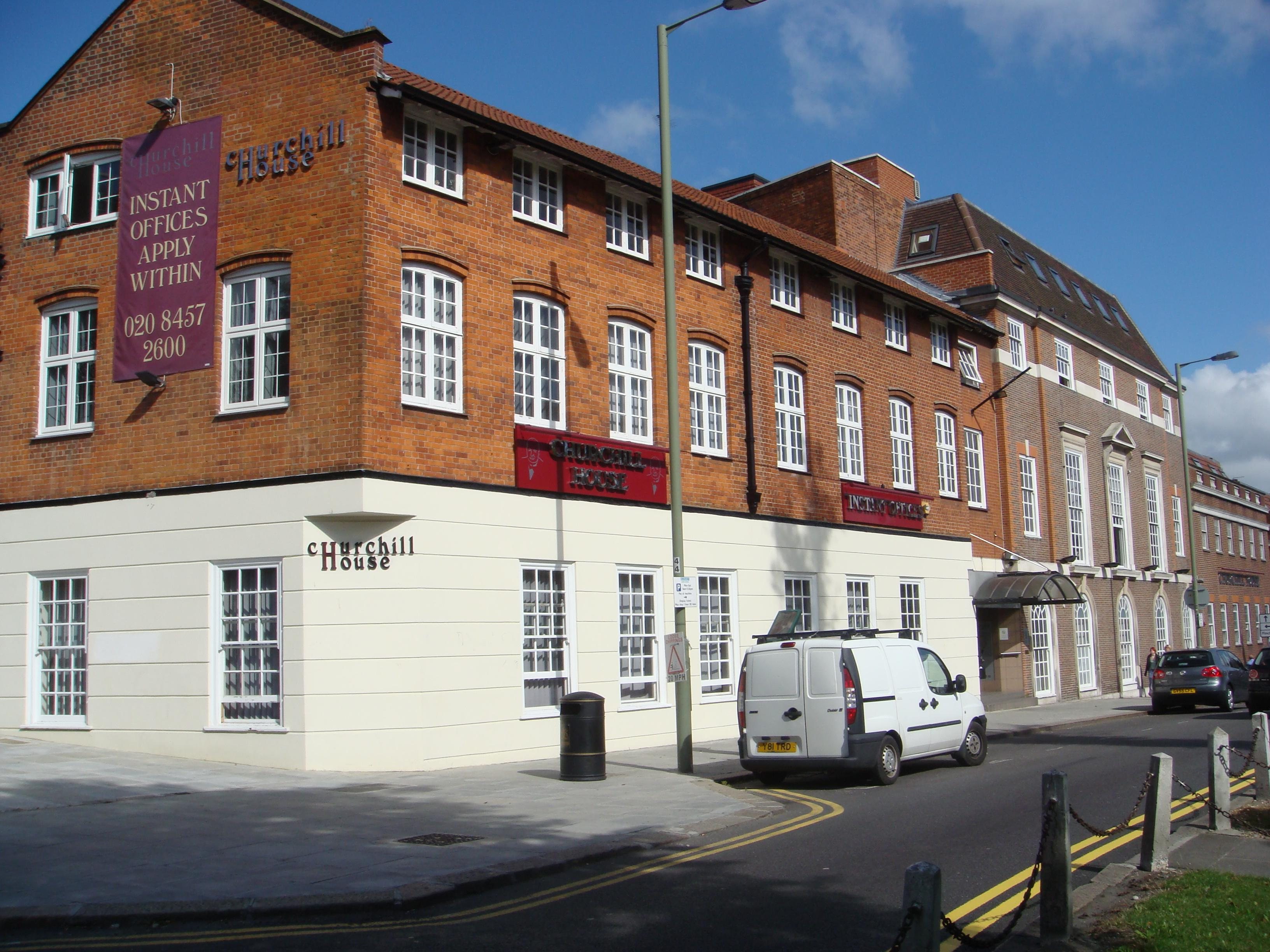 An attractive, modernised building, ideally situated on a bustling high street