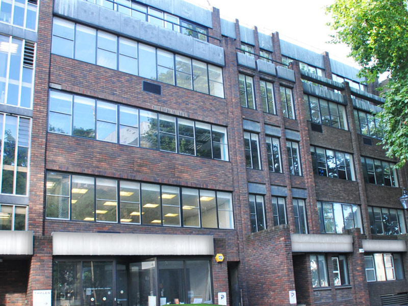 Business Cube in Clerkenwell