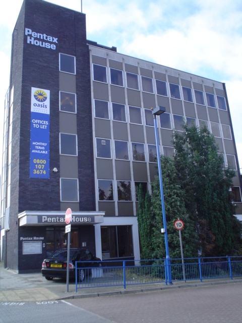 Offices to rent at Oasis Business Centre, Harrow, HA2