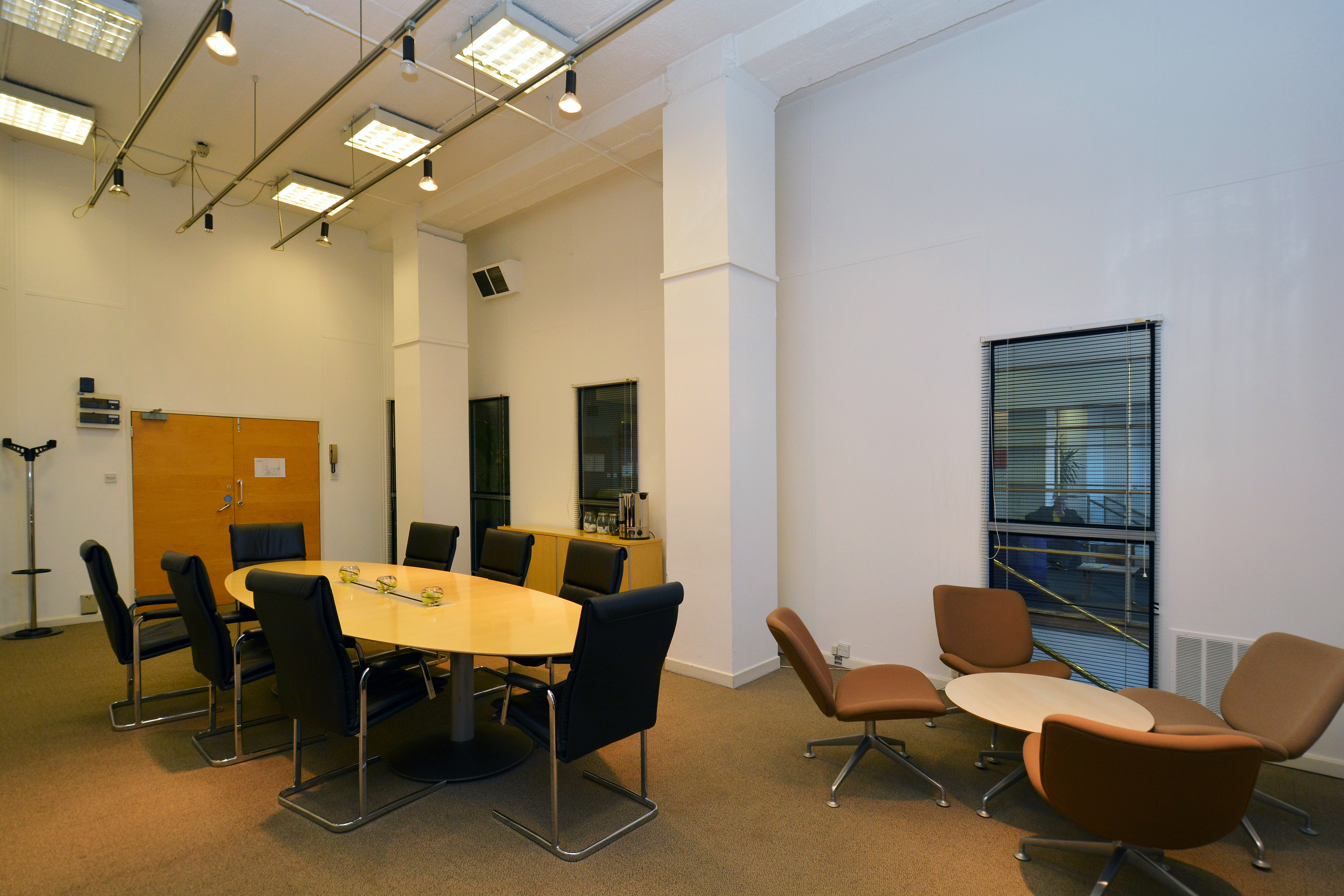 Meeting Room, Bizspace, The Pentagon Centre, Glasgow G3