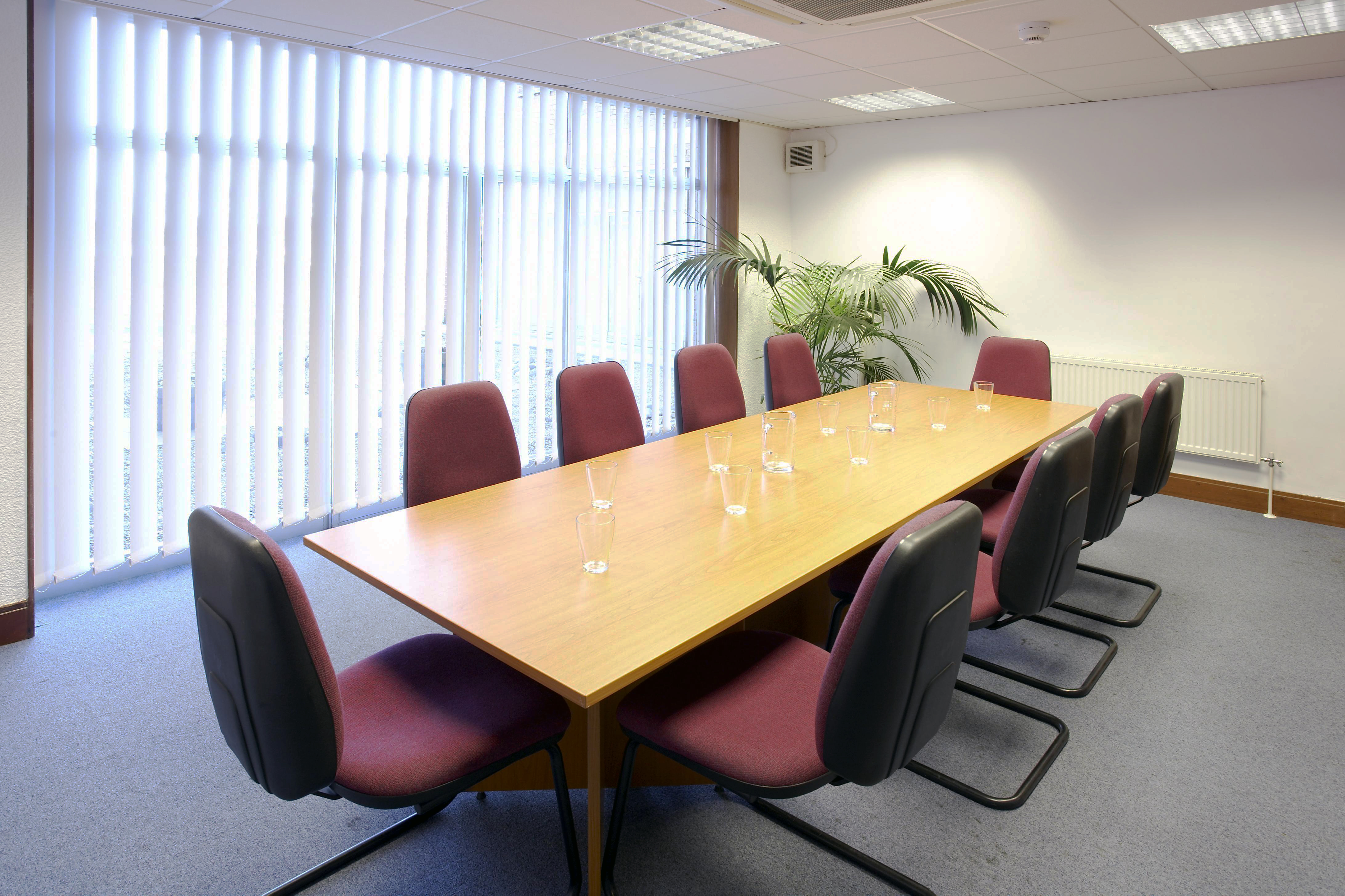 Meeting Room, Bizspace, The Business Centre, Hooton, Cheshire, CH66