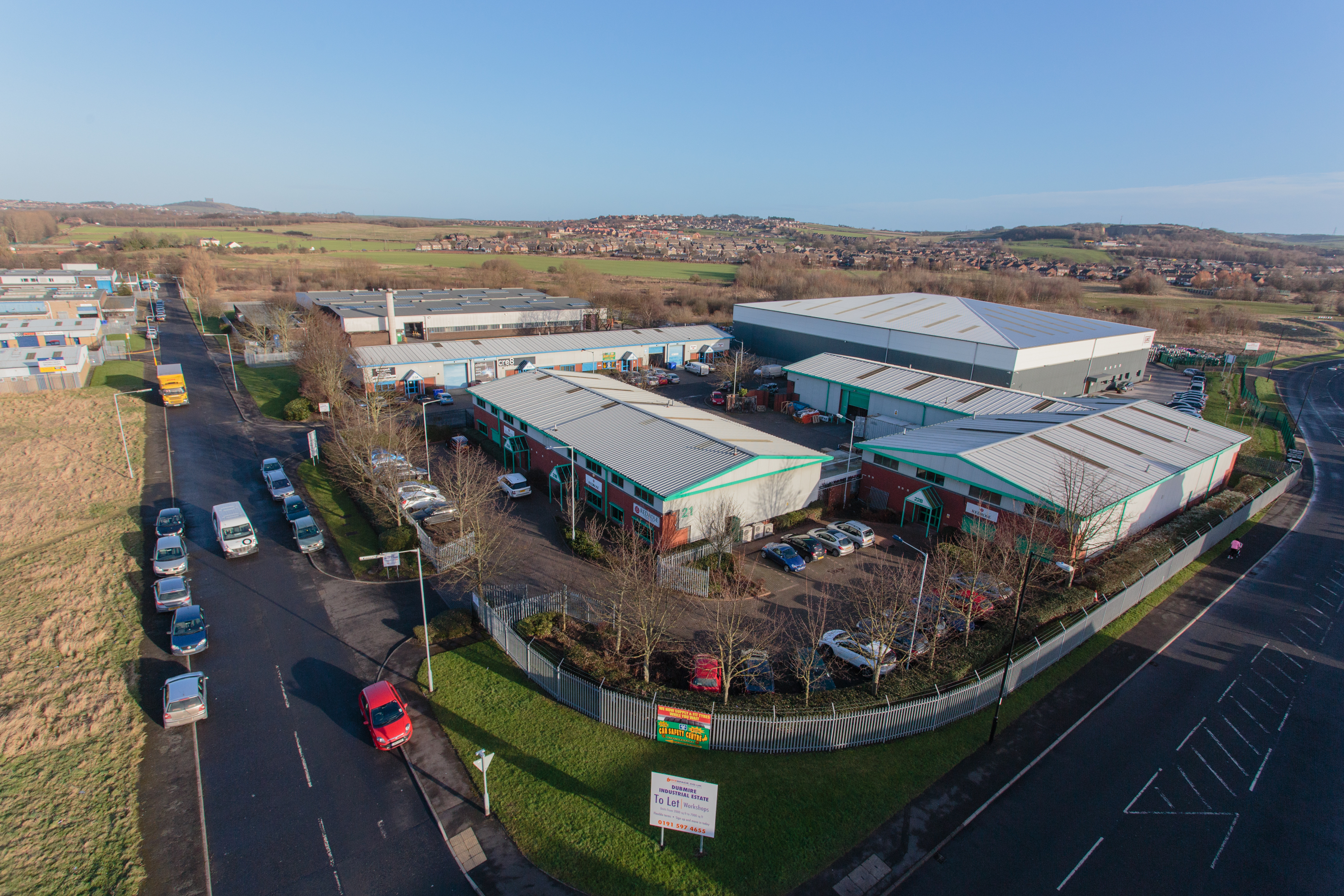 Exterior Image, Bizspace, Dubmire Industrial Estate, Hougton-Le-Spring, Northumberland, DH4