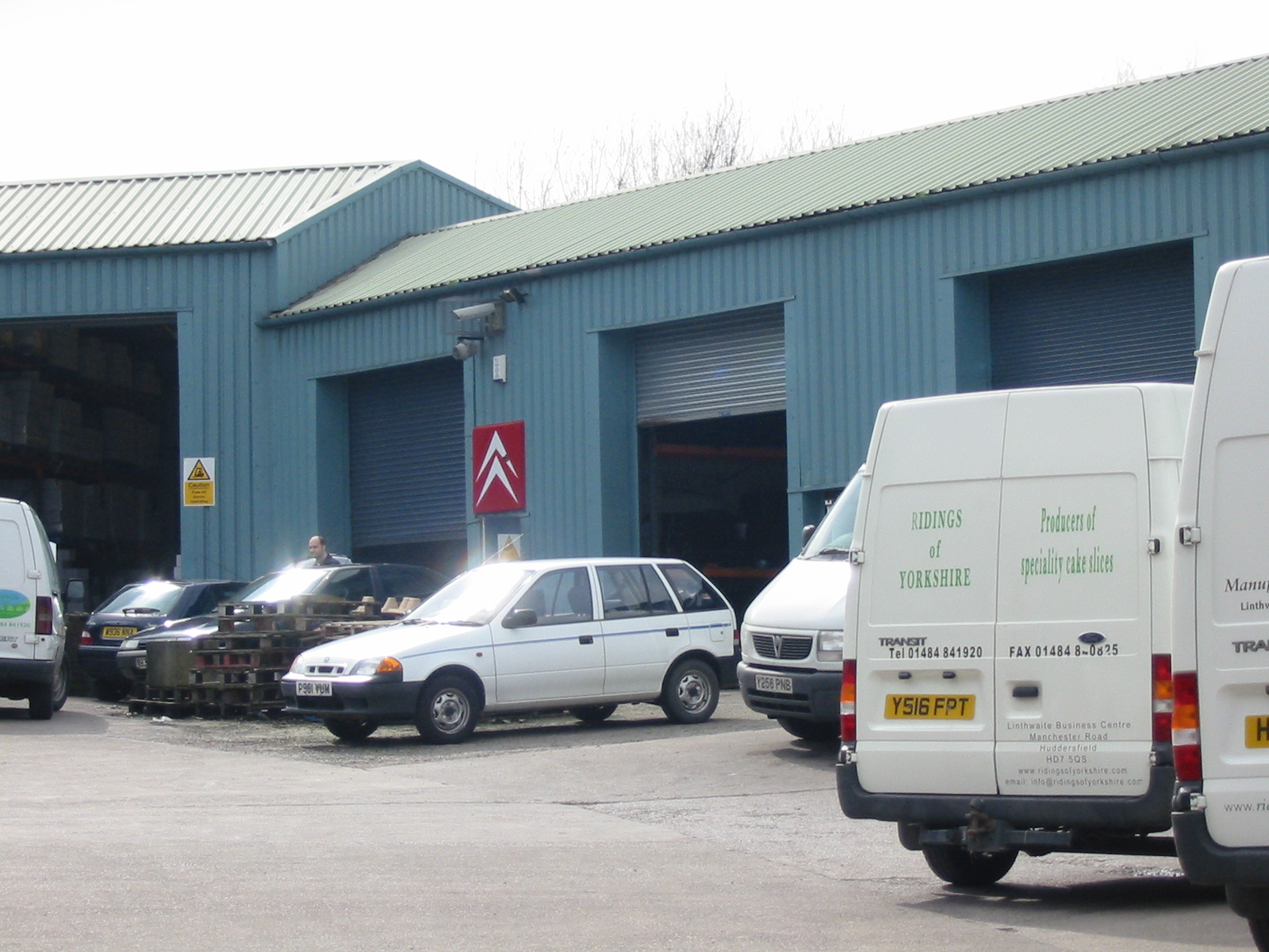 Main Image, Bizspace, Linthwaite Business Centre, Huddersfield, Yorkshire, HD7