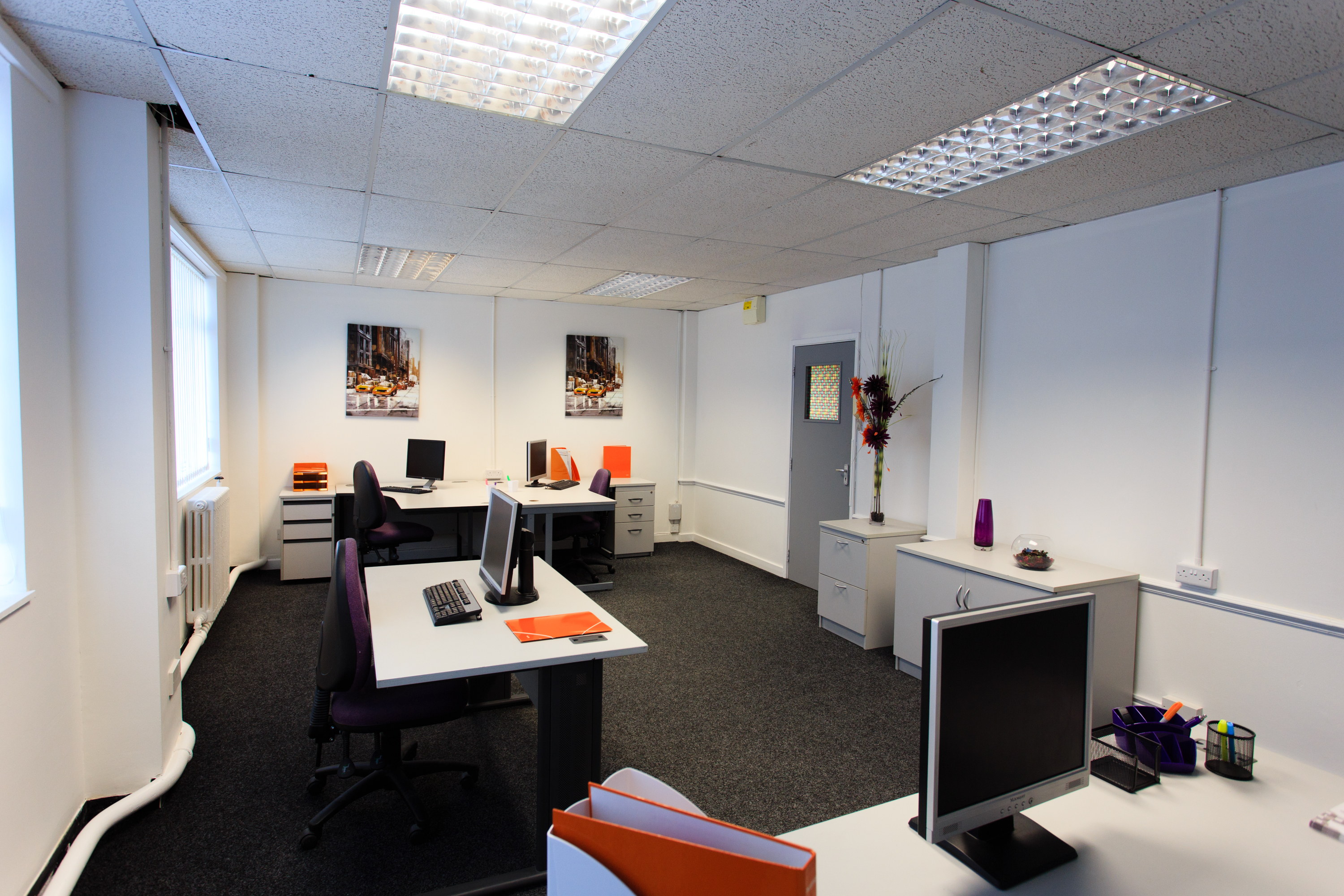 E Block at Bizspace, Chamberlain Business Centre, Hull, HU8