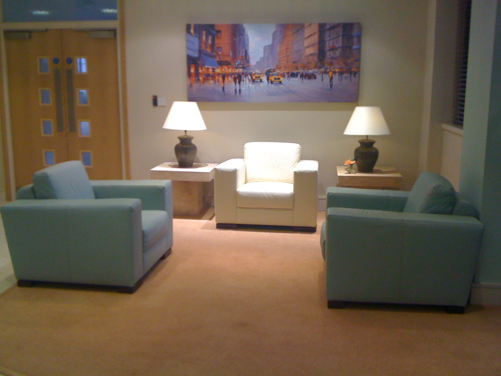 Cranmore Place, Reception