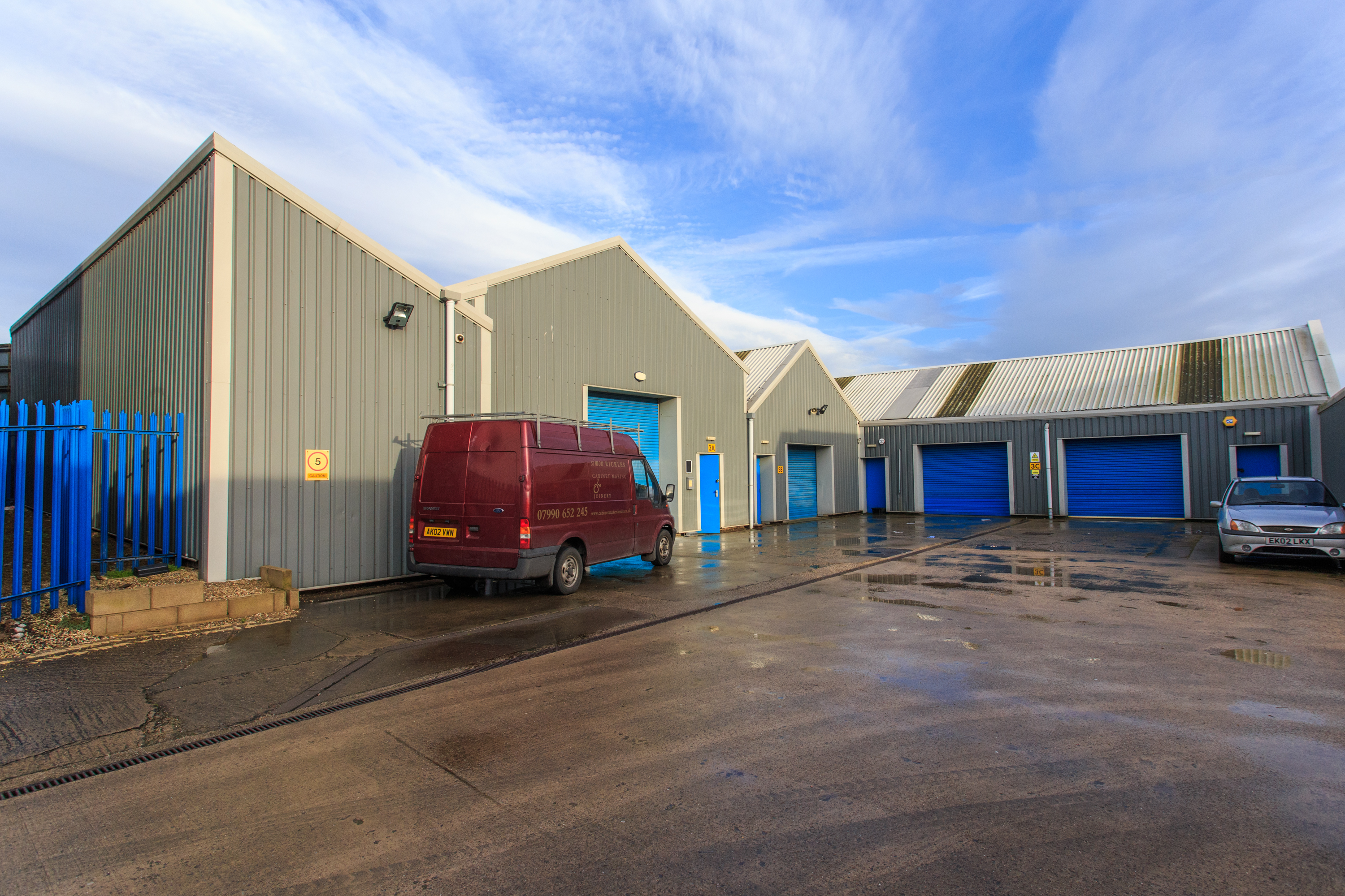 Industrial Units, Bizspace Business Centre, Wortley, Leeds, LS12