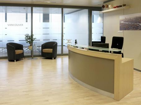Canary Wharf Office
