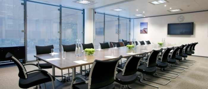 Euston Fitzrovia Meeting Room