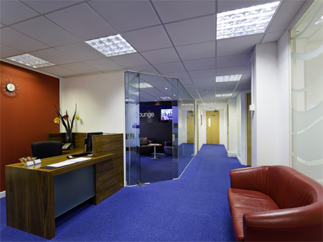 Regus Nottingham City Centre Reception