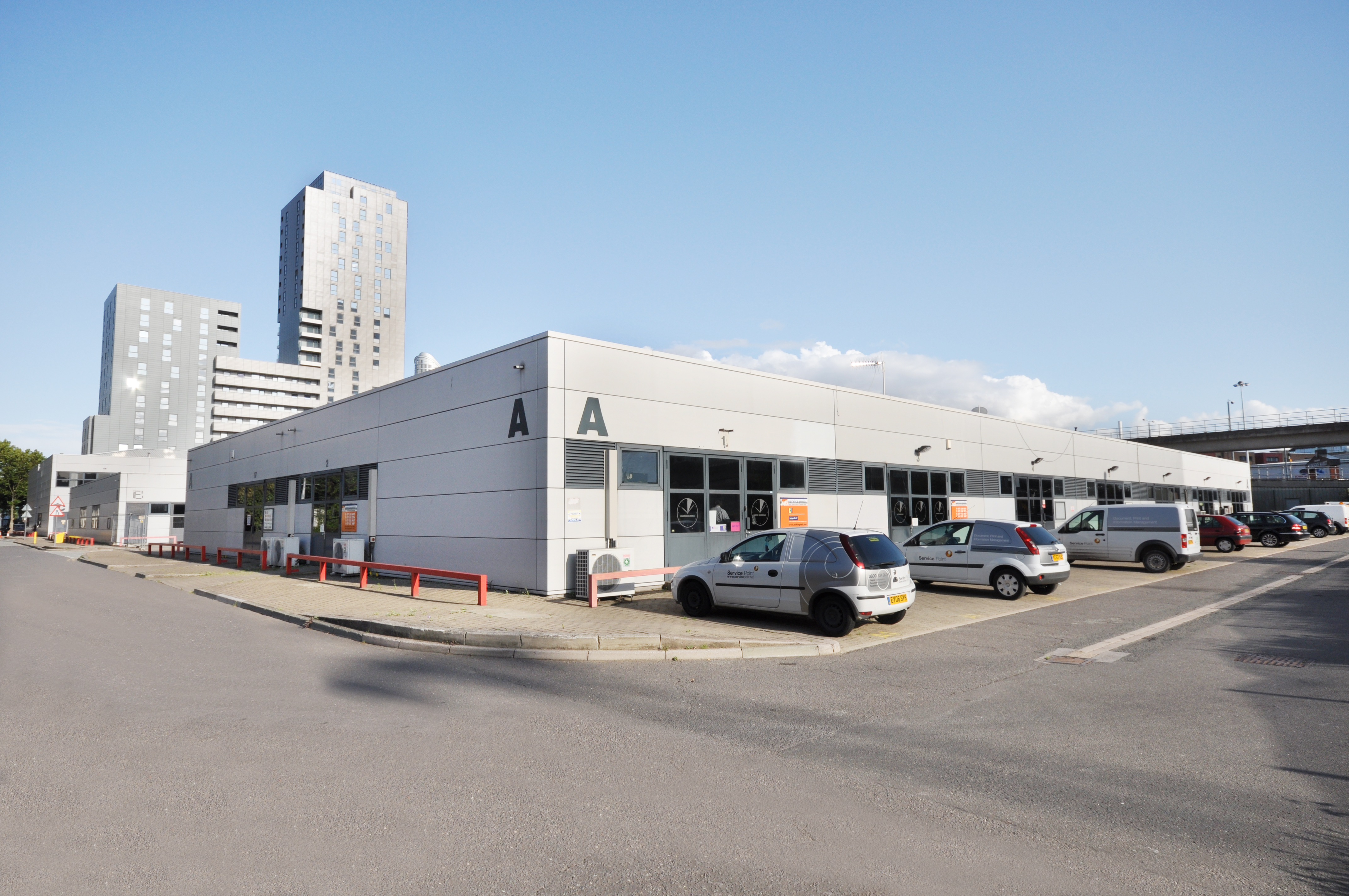 Poplar Business Centre