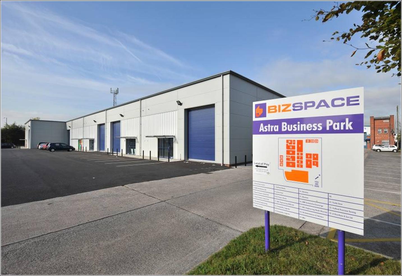 Bizspace, Astra Business Park, Trafford Park, Manchester, M17