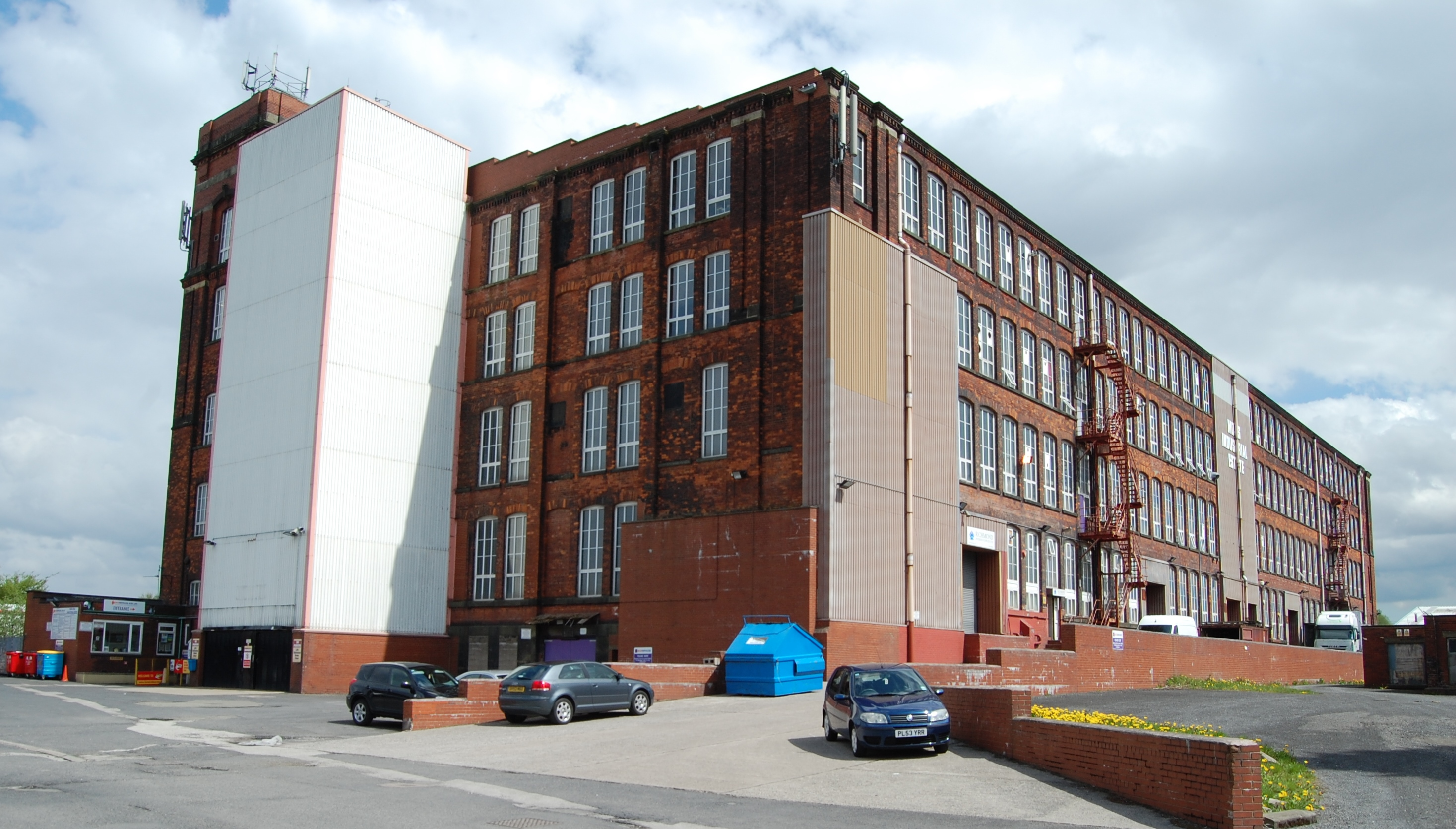 Studio Space at Bizspace, Moss Mill Industrial Estate, Rochdale, OL16