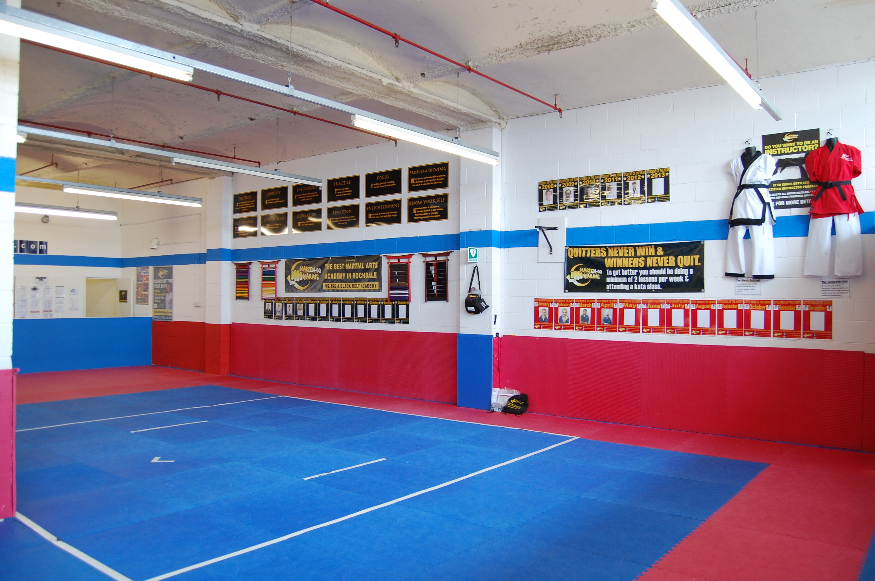 Gym Studio at Bizspace, Moss Mill Industrial Estate, Rochdale, OL16