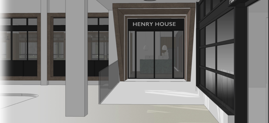 The Office Group - Henry Wood House