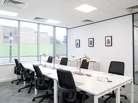 Regus Office Rental Southampton Cumberland Place