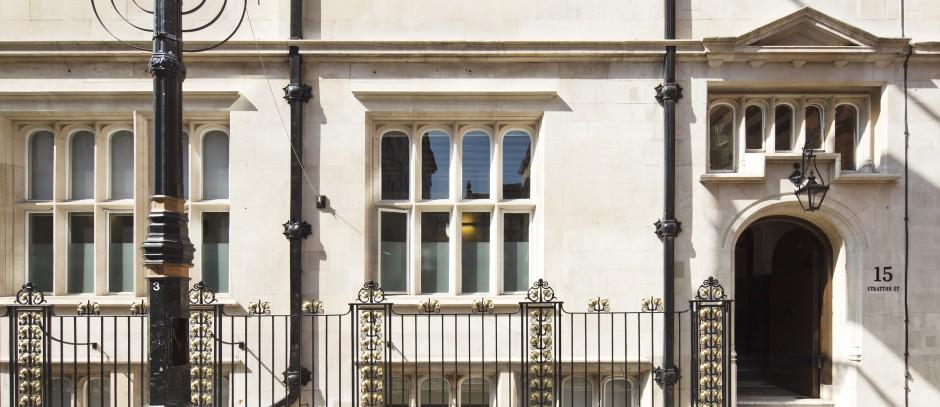 The Office Mayfair, London, W1J