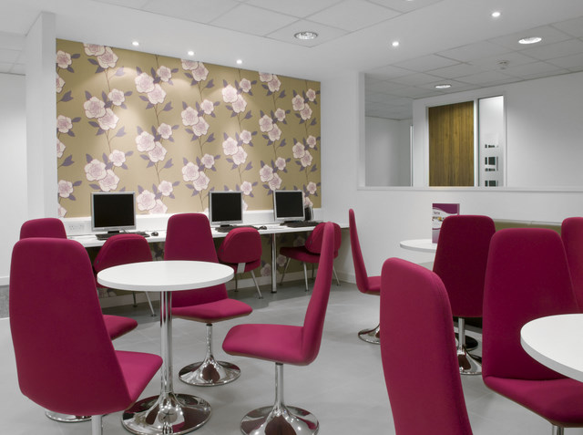 79 College Road breakout area, Harrow, Middlesex, Regus