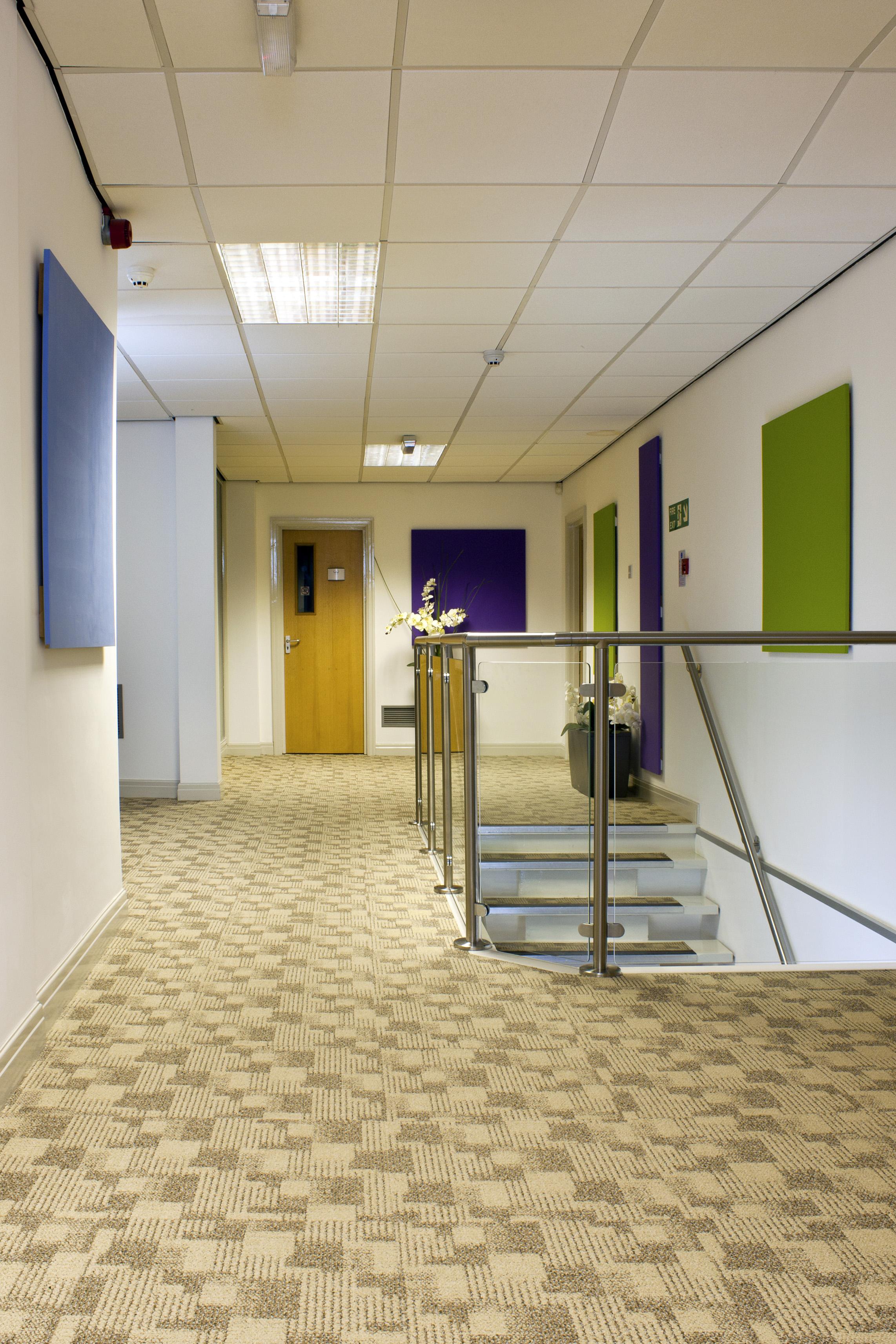 Evans Business Centre Lobby, Wakefield, Yorkshire, WF2