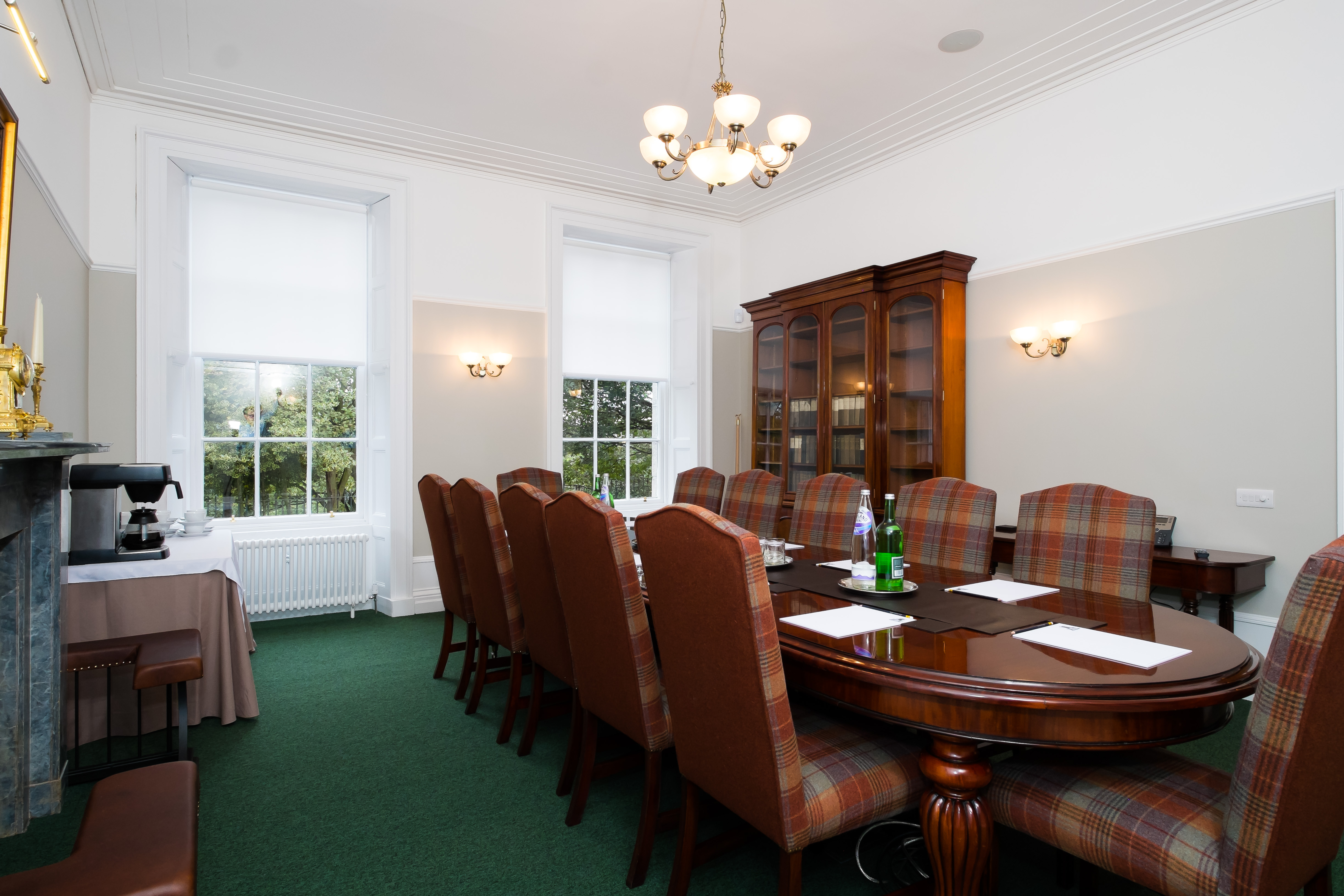The Fraser Suite - One of Four Conference Rooms