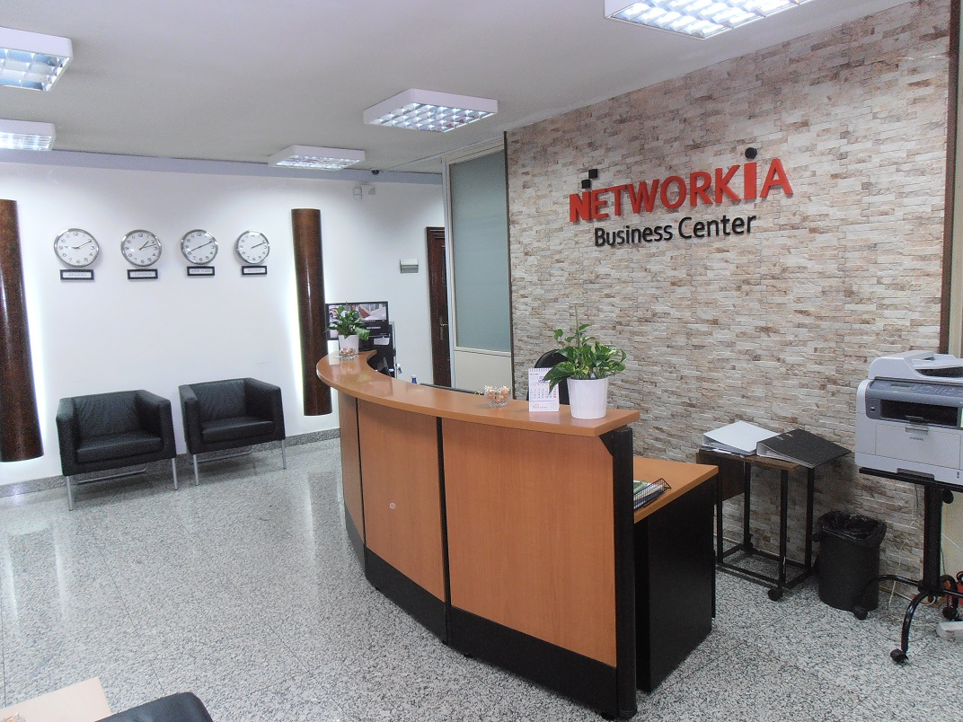 Networkia Business Center