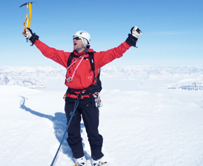 MD of Clarendon Business Centres completes Arctic Challenge