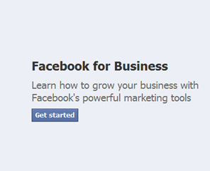Facebook launch new business site