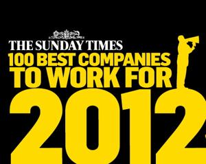 Business Environment named one of the UK's best employers for fifth year in a row
