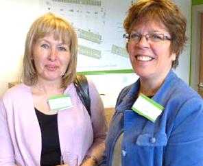 Local businesses benefit from specialist advice at Basepoint Exeter's Networking Hub
