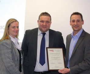 Eric Wright Civil Engineering awarded Principal Contractor Licence by Network Rail
